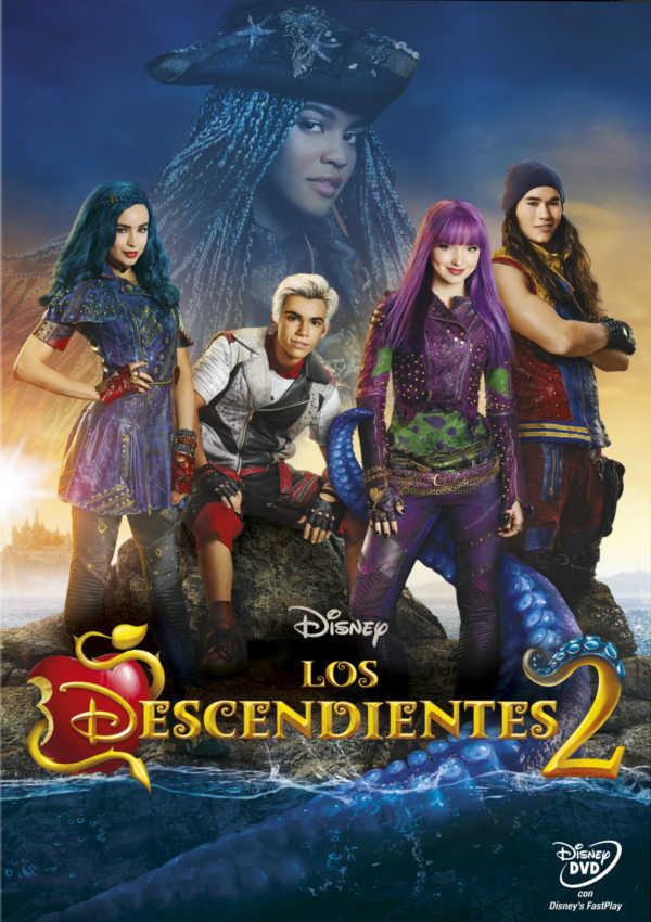 Los descendientes 2 - Película 2017 - SensaCine.com