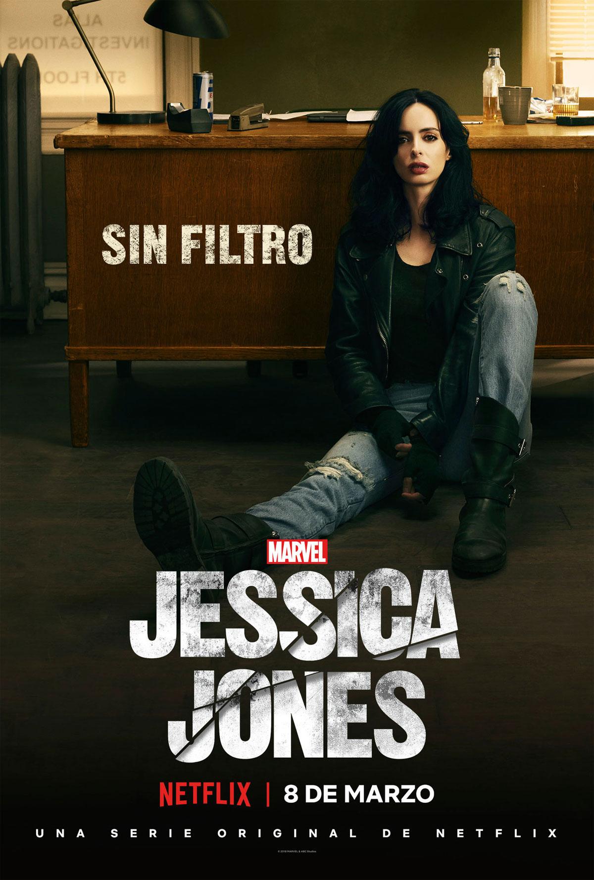 Marvel\'s Jessica Jones - Serie 2015 - SensaCine.com