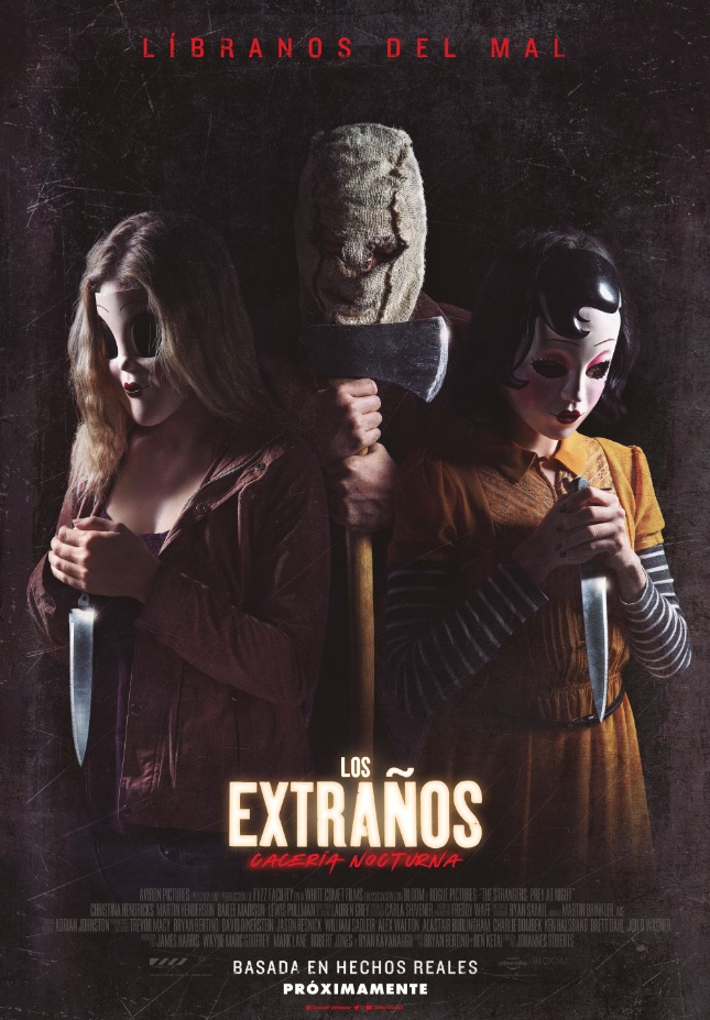 Los extraños: Cacería nocturna - Película 2018 - SensaCine.com