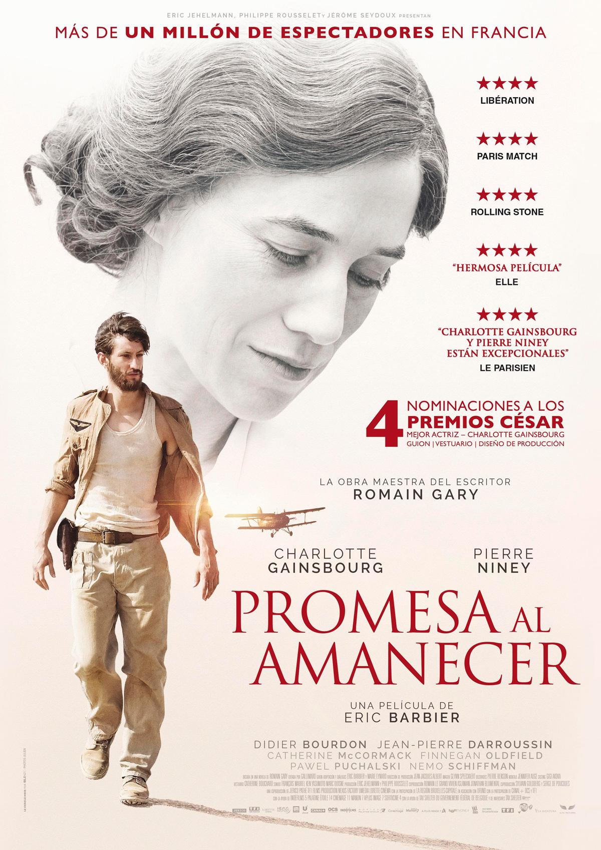 e52b775e2 Promesa al amanecer - Película 2017 - SensaCine.com