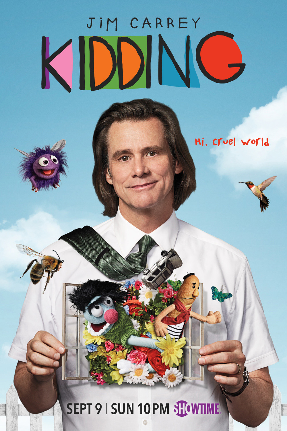 Kidding 1x03 Espa&ntildeol Disponible