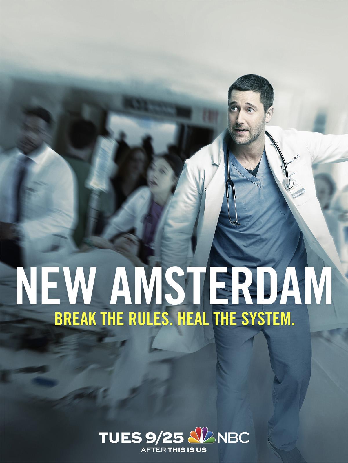 """Resultado de imagen de poster new amsterdam"""""""