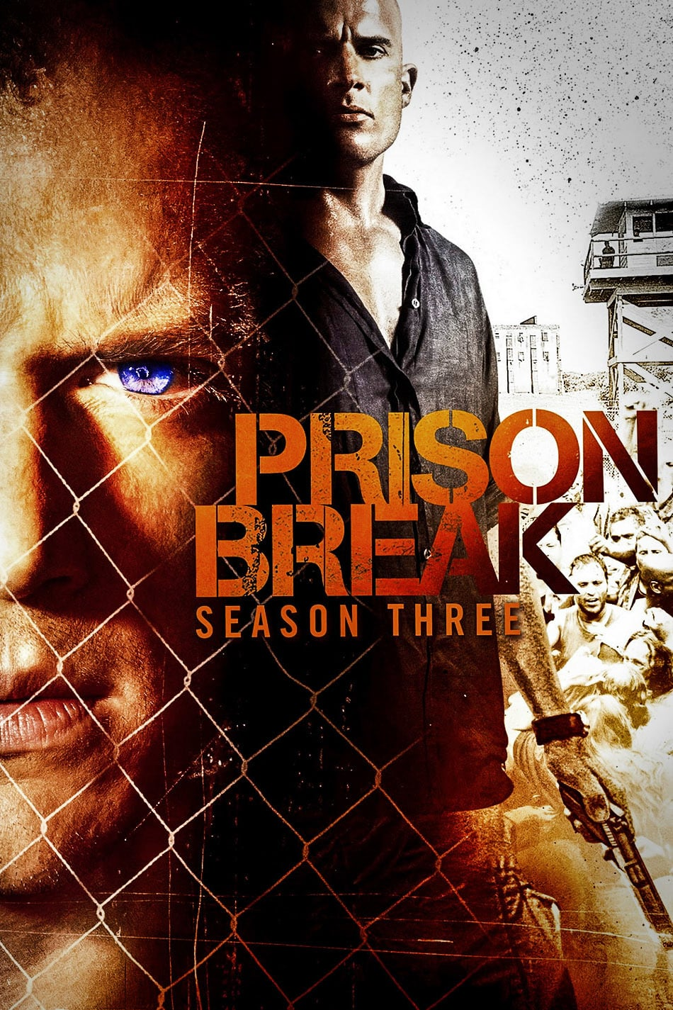 Prison Break Temporada 3 - SensaCine.com