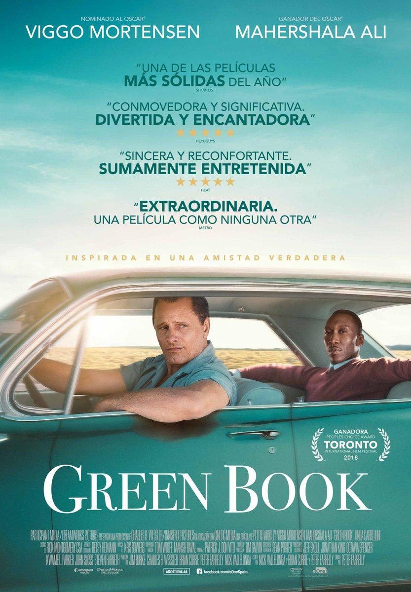 Green Book - Película 2018 - SensaCine.com