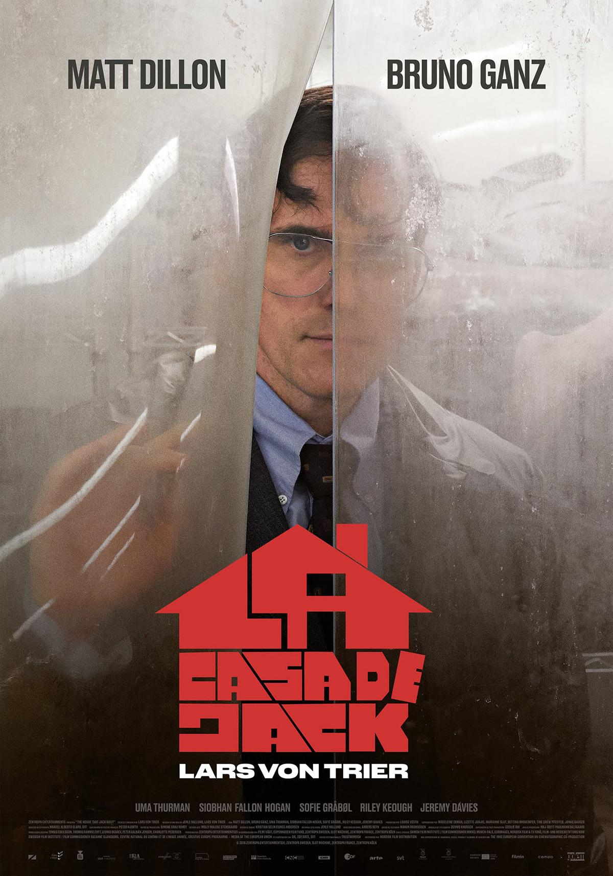 La Casa De Jack Película 2019 Sensacine Com