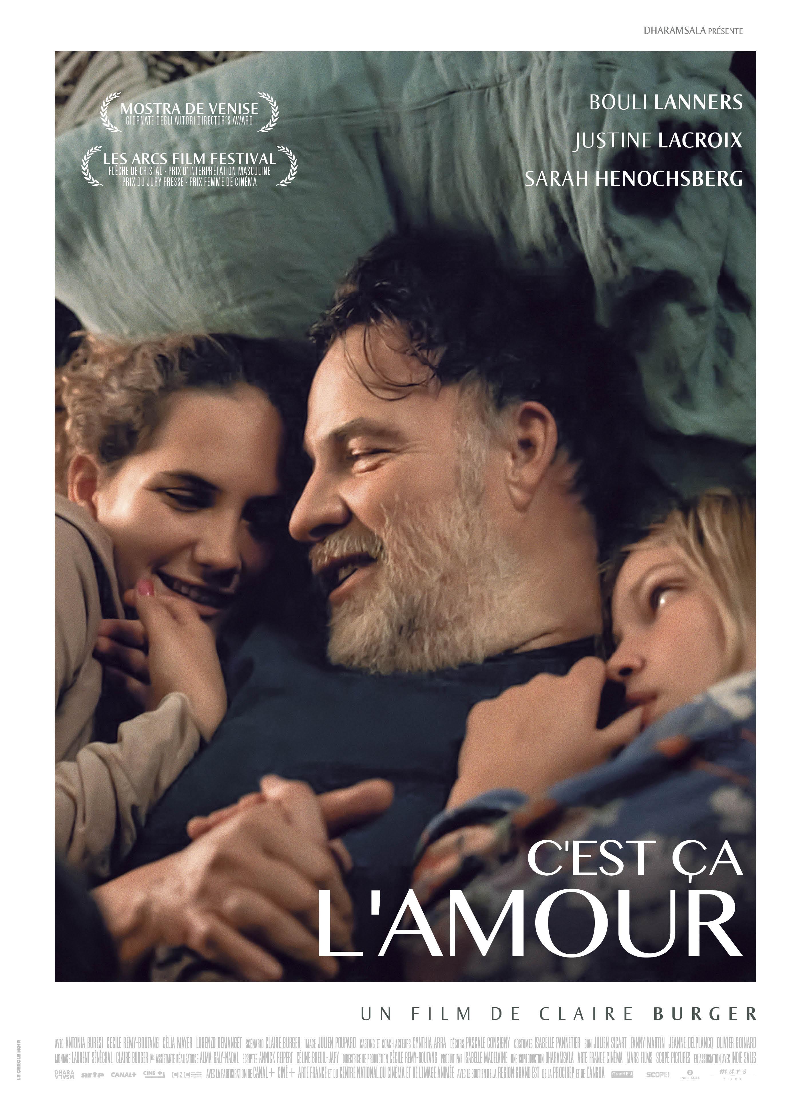 Cest ça Lamour Película 2018 Sensacinecom