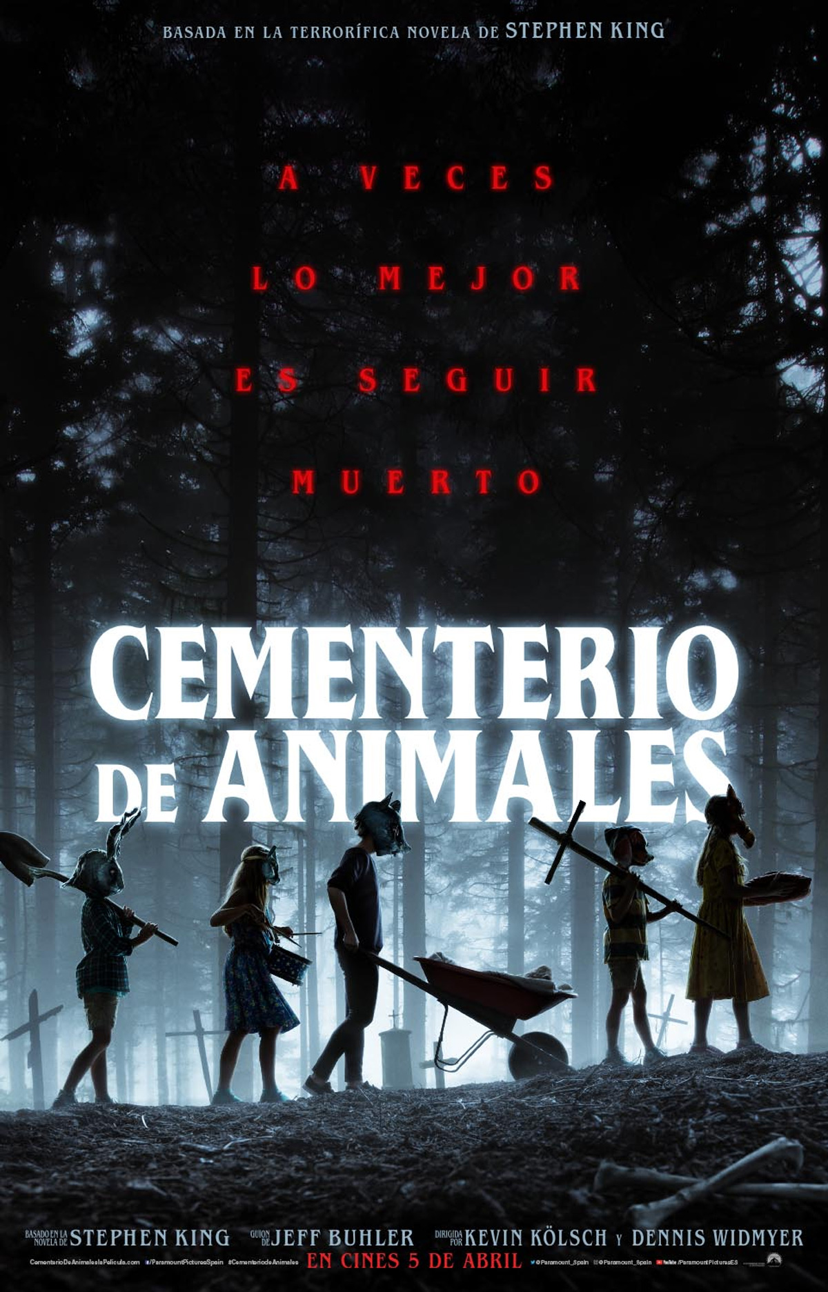 Cementerio De Animales 1 Anécdotas Y Secretos De Rodaje Sensacine Com
