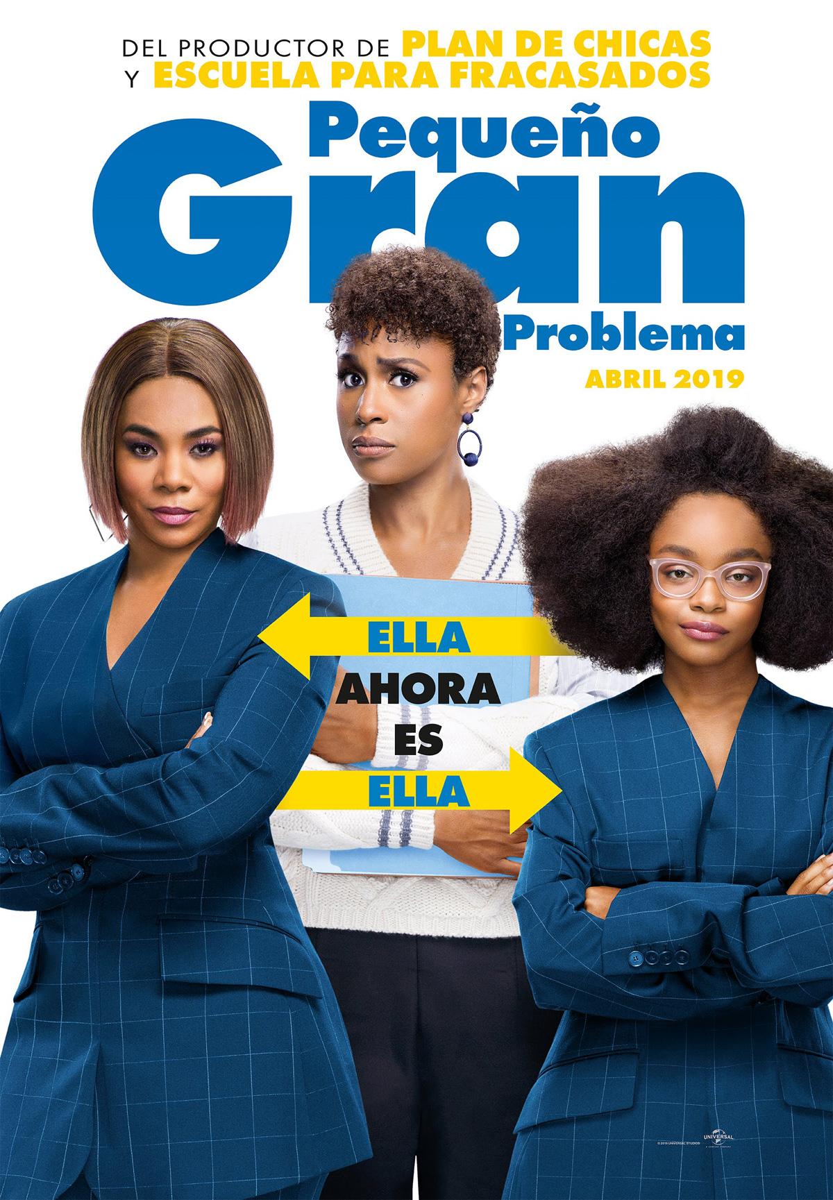 Pequeño Gran Problema Película 2019 Sensacine Com