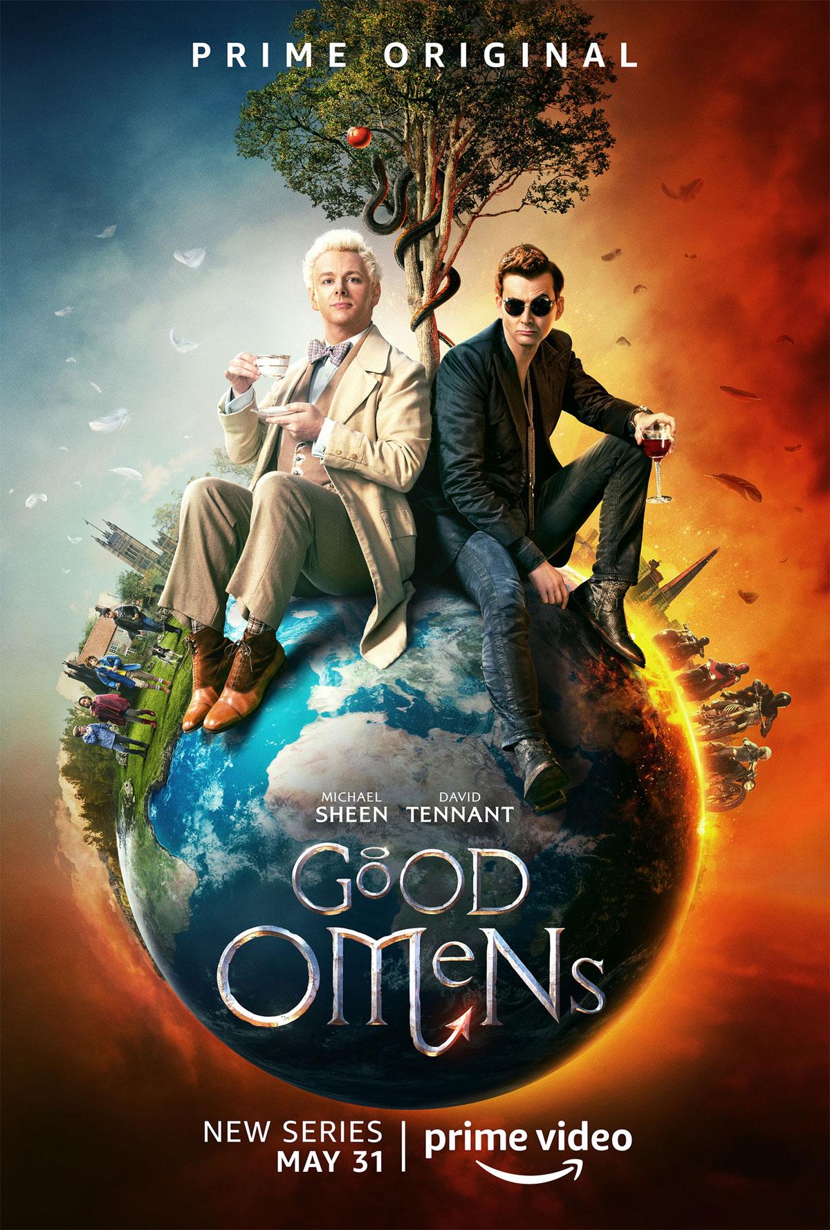 Good Omens Episodenguide