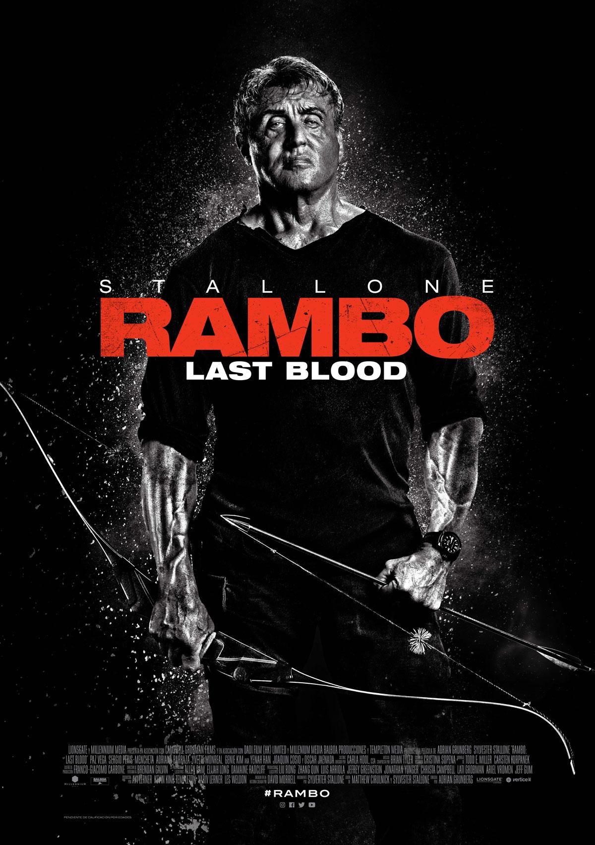 Críticas De La Película Rambo Last Blood Sensacinecom