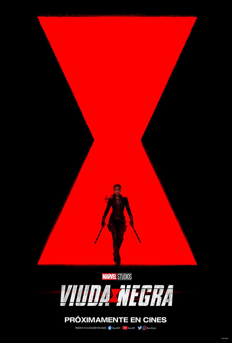 Resultado de imagen de viuda negra marvel poster