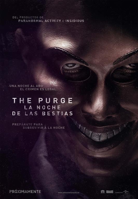 The Purge La Noche De Las Bestias Película 2013 Sensacine Com