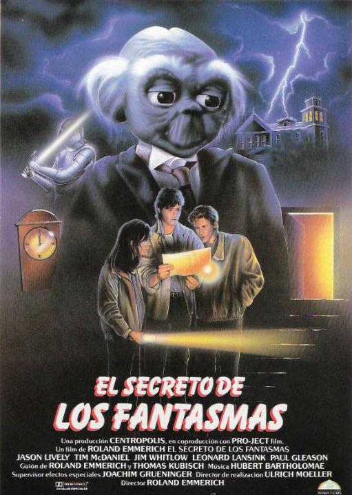El secreto de los fantasmas pel cula 1987 for Banda sonora de el jardin secreto
