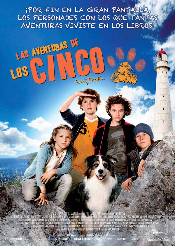 Las aventuras de Los Cinco: Películas similares - SensaCine.com