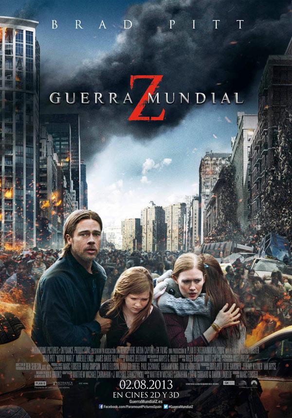 Guerra Mundial Z Película 2013 Sensacine Com