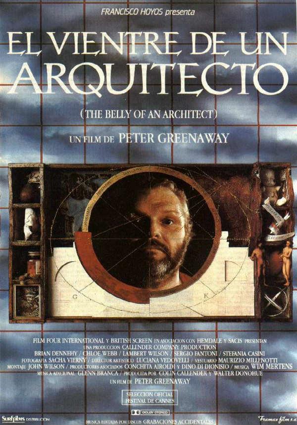 El Vientre Del Arquitecto Película 1987 Sensacine Com