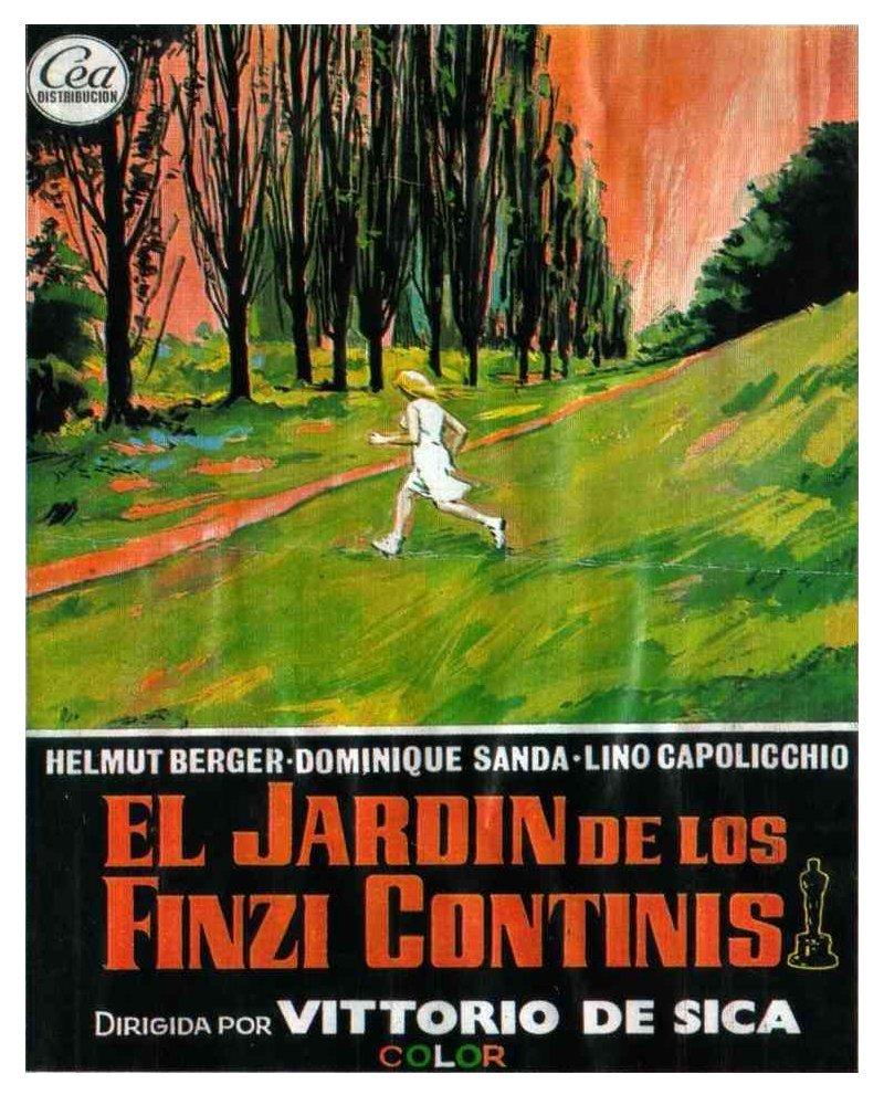 El jard n de los finzi contini pel cula 1970 for Banda sonora de el jardin secreto