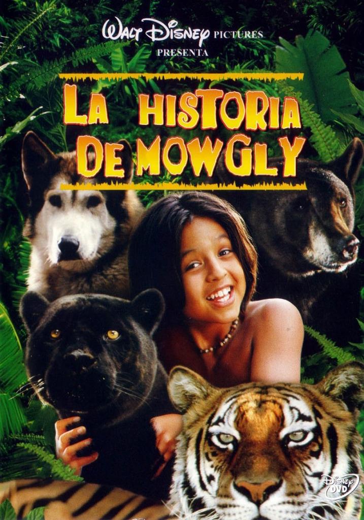 La historia de Mowgli - Película 1998 - SensaCine.com