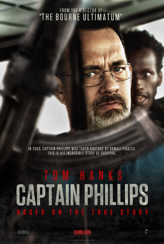 Resultado de imagen para capitan phillips poster