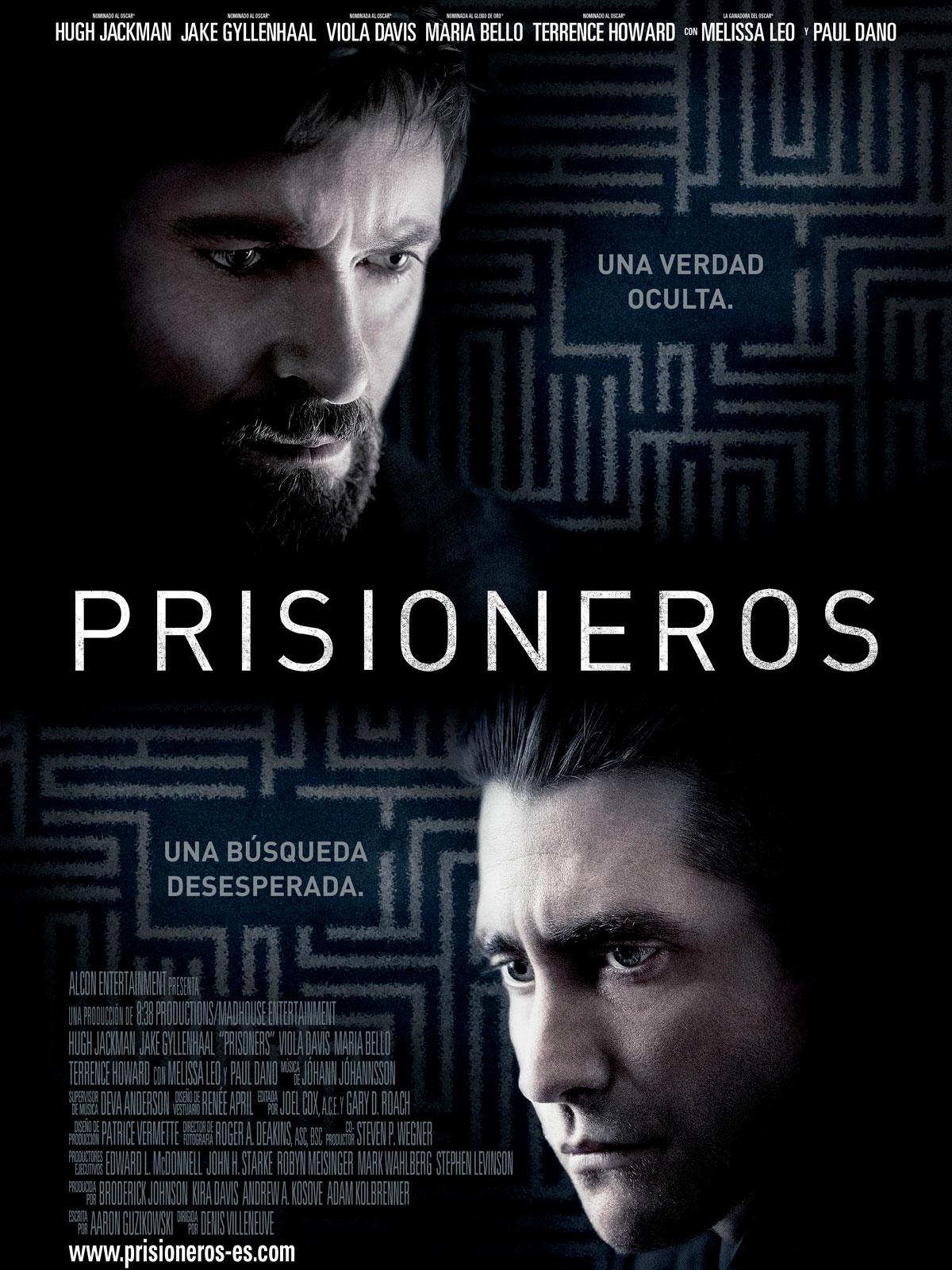 Prisioneros Peliculas Similares Sensacine Com