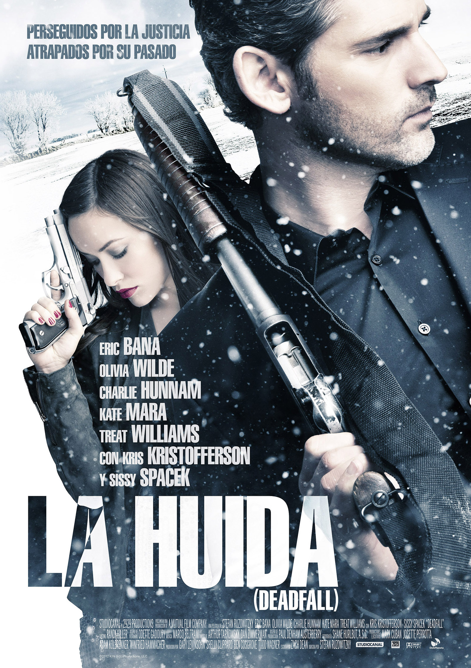 4d0edc3c33 La huida (Deadfall) - Película 2012 - SensaCine.com