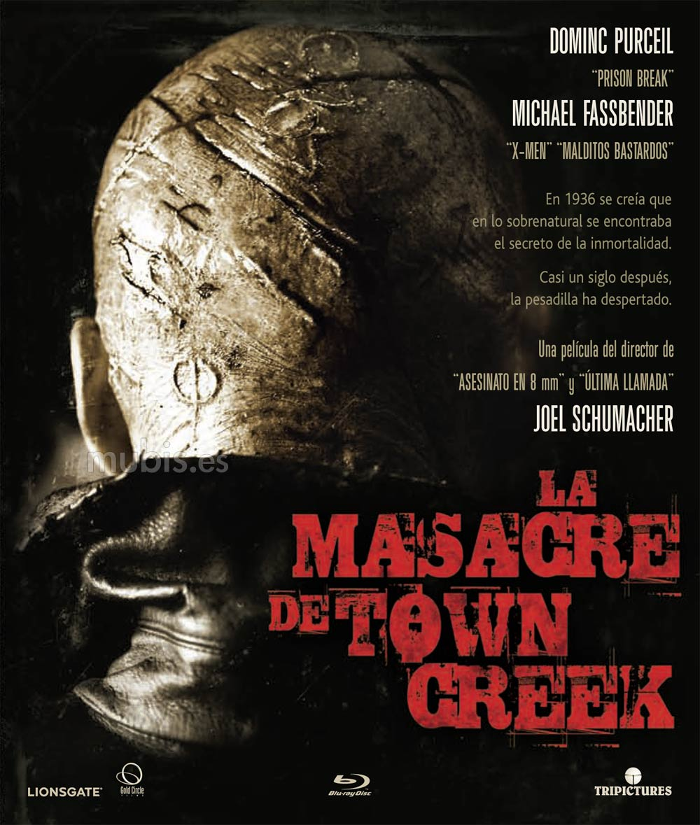 La masacre de Town Creek (Blood Creek) ()