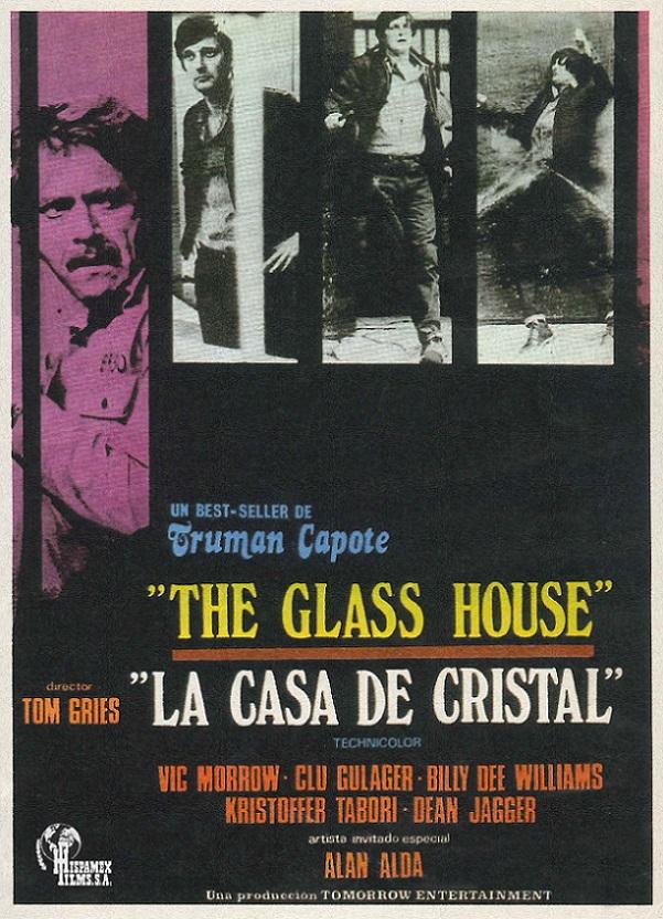 La casa de cristal pel cula 1972 - Casas de peliculas ...