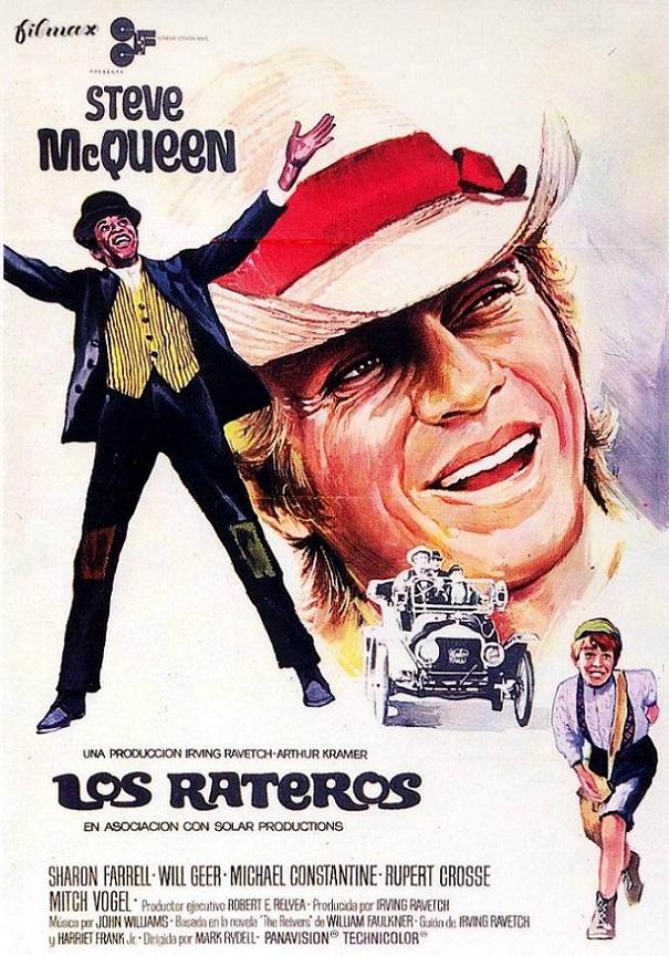 Los Rateros Película 1969 Sensacinecom