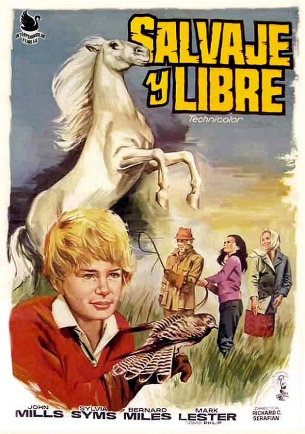 19df3536a769 Salvaje y libre - Película 1969 - SensaCine.com