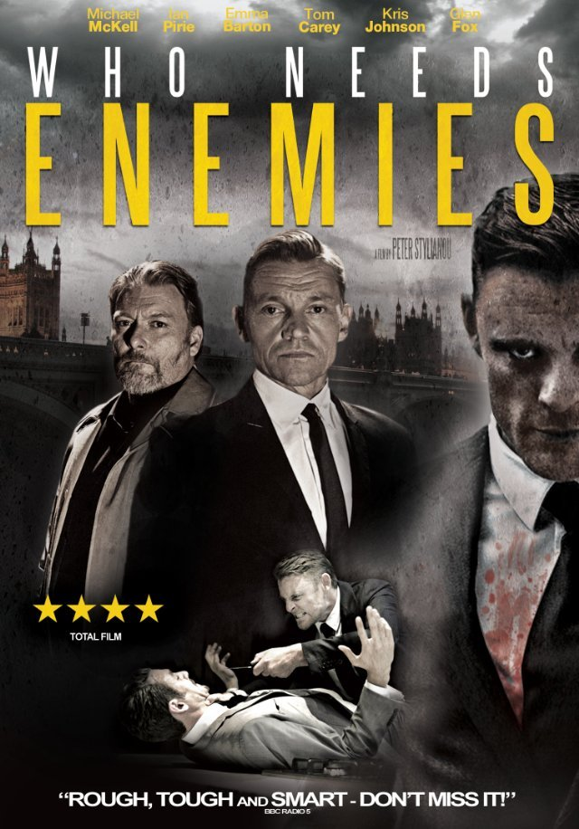 how to win with enemies film