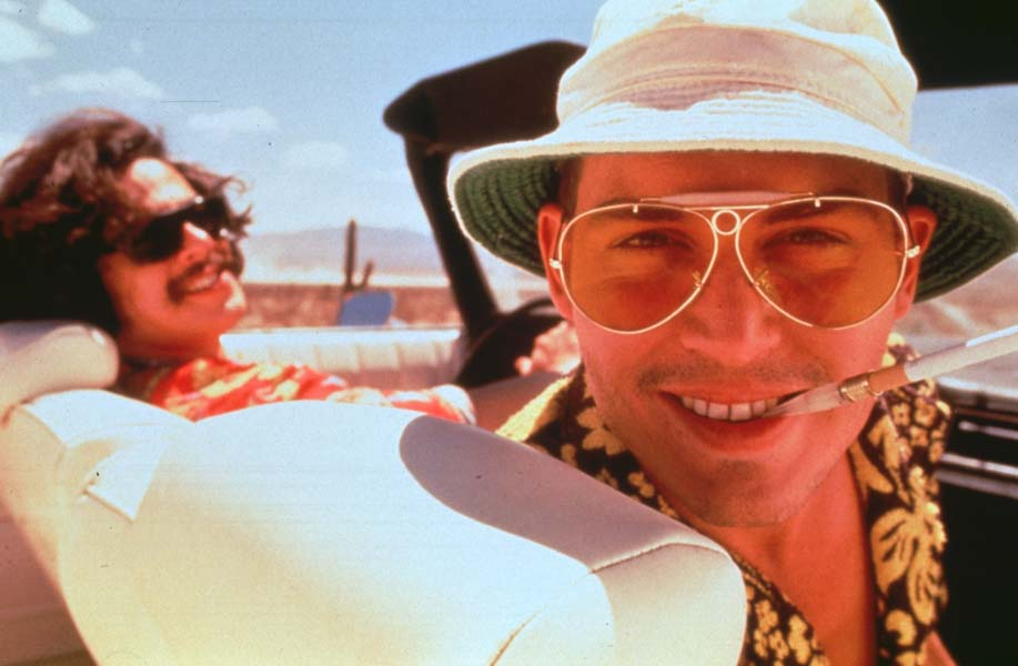 Fear and Loathing in Las Vegas : Foto Benicio Del Toro, Johnny Depp