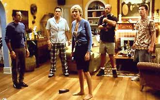 Algo pasa con Mary : Foto Ben Stiller, Cameron Diaz, Chris Elliott, Lee Evans, Matt Dillon