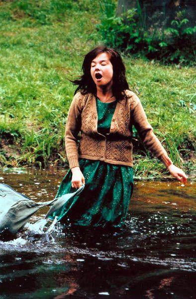 Bailar en la oscuridad : Foto Björk
