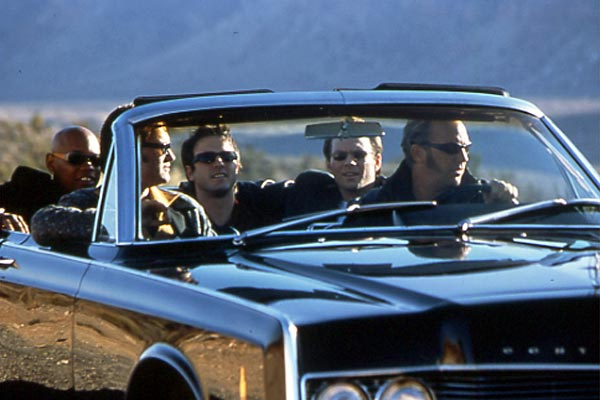 Los reyes del crimen : Foto Bokeem Woodbine, Christian Slater, David Arquette, Demian Lichtenstein, Kevin Costner