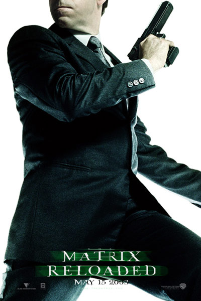 Matrix Reloaded : Foto Hugo Weaving