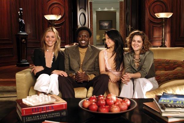 Los Ángeles de Charlie: Al límite : Foto Bernie Mac, Cameron Diaz, Drew Barrymore, Lucy Liu