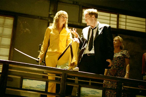 Kill Bill Volumen 1 : Foto Uma Thurman