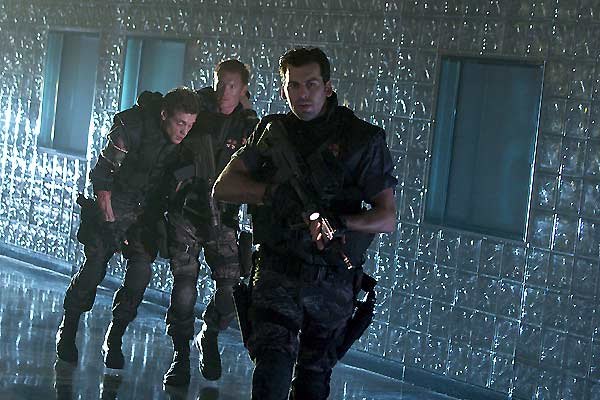 Resident Evil 2: Apocalipsis: Oded Fehr