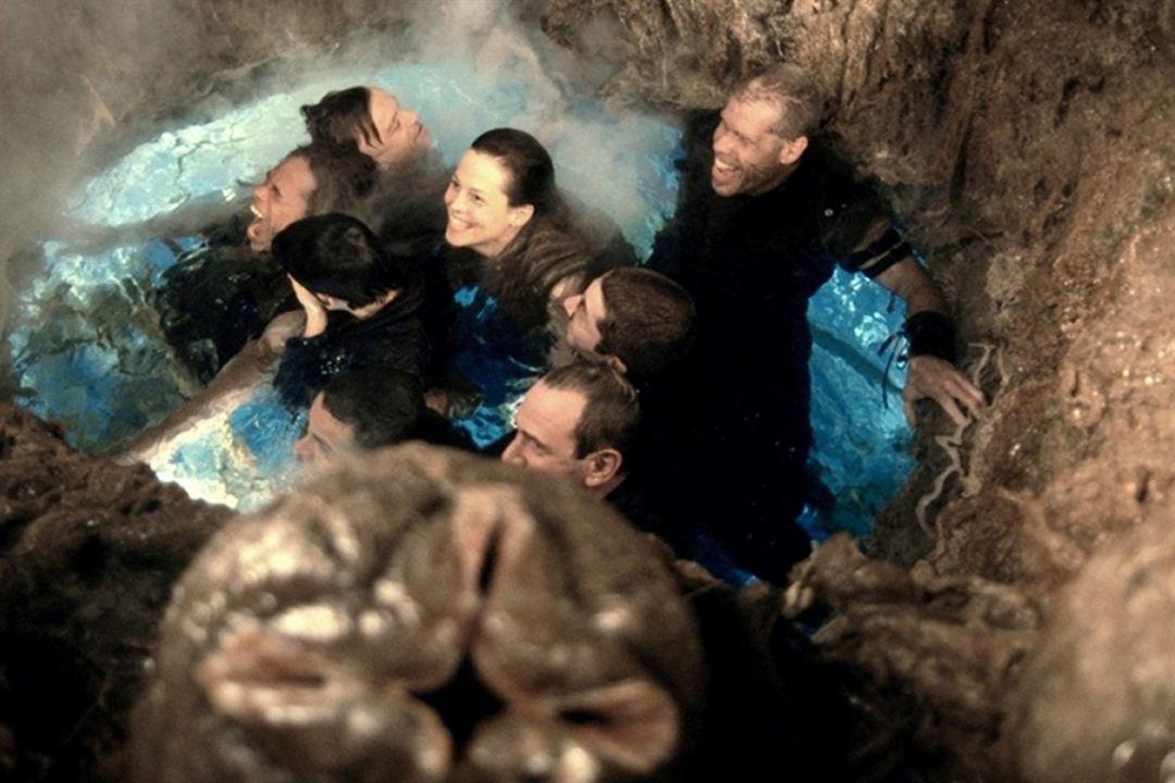 Alien: Resurrección : Foto Ron Perlman, Sigourney Weaver