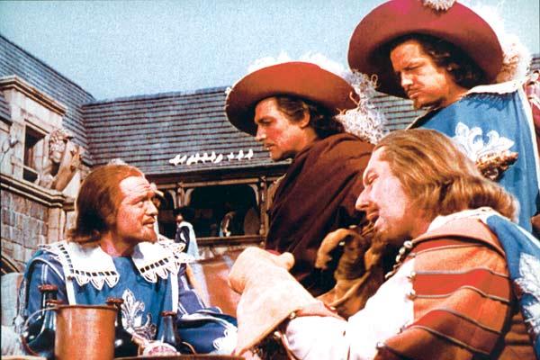 Los tres mosqueteros : Foto Gene Kelly, George Sidney, Gig Young, Robert Coote, Van Heflin