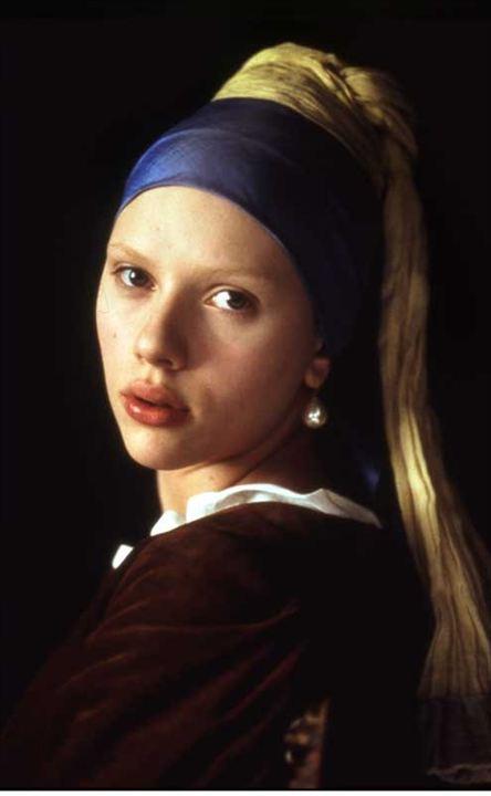La joven de la perla : Foto Peter Webber, Scarlett Johansson