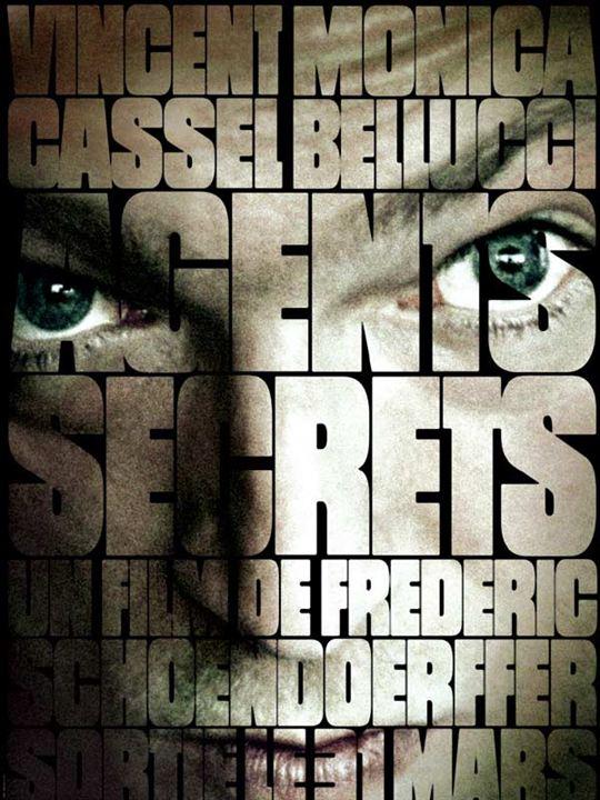 Agentes secretos : Cartel Frédéric Schoendoerffer