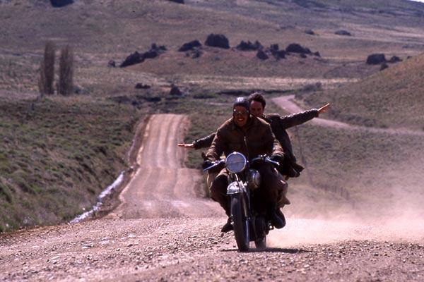 Diarios de motocicleta : Foto Gael García Bernal