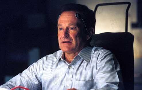 La memoria de los muertos: Omar Naim, Robin Williams