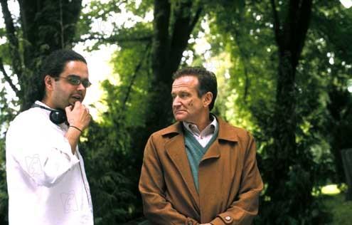 La memoria de los muertos : Foto Omar Naim, Robin Williams