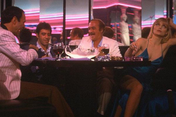 El precio del poder : Foto Al Pacino, F. Murray Abraham, Michelle Pfeiffer, Robert Loggia