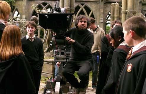 Harry Potter y el Prisionero de Azkaban : Foto Alfonso Cuarón