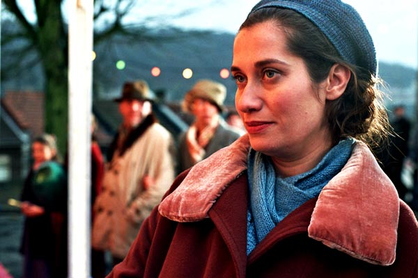 La femme de Gilles : Foto Emmanuelle Devos, Frédéric Fonteyne