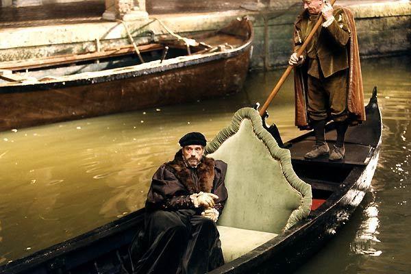 El mercader de Venecia : Foto Jeremy Irons