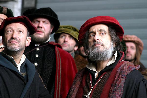 El mercader de Venecia : Foto Al Pacino